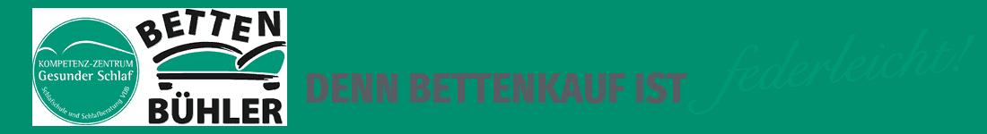 Betten Bühler GmbH Logo