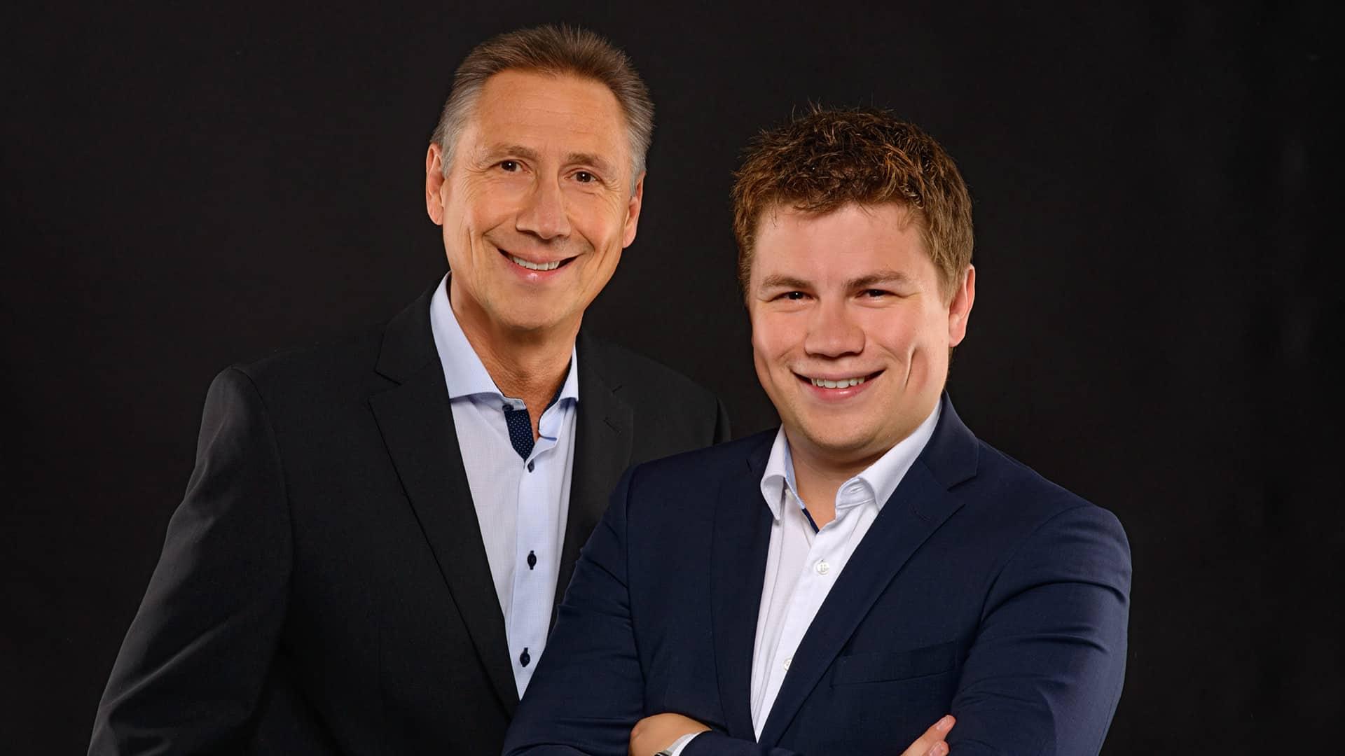 Thomas und Michael Bühler