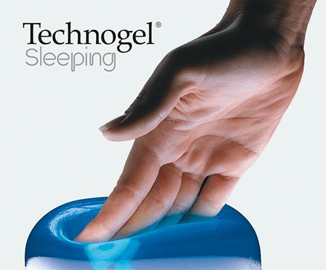 Technogel 3D Effekt